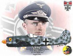 Oberstleutnant Hajo Hermann