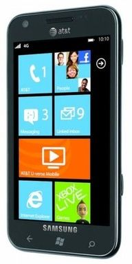 Best Amazon Deals - Samsung Focus S 4G Windows Phone (AT)The Samsung Focus S strips much of the bulk of the original Focus as it comes with a thin 0.34-inch (8.55mm) body. Under the hood, a 1.4GHz processor runs the Mango goodness. An 8-megapixel camera on the back will add appeal to the Focus S, while up front it comes with a 1.3-megapixel snapper for video conferencing.
