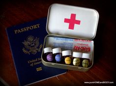 10 Ways to Stay Healthy During International Travel: Great Essential Oils tips