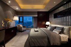 Versatile Contemporary Bedroom Designs » Decoholic #bedrooms #room