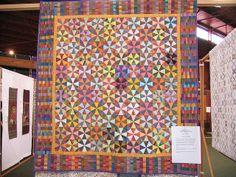 'Kaleidoscope Quilt' top | Flickr - Photo Sharing!