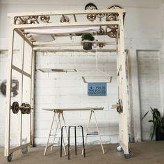 CRANE-IT by Micaela Nardella #design | Home office, workstation, Furniture.