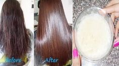 Best Home Remedy to get rid of dry, frizzy, rough, damaged hair – DIY SPA AT HOME