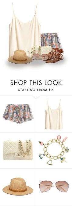 """""""Comment if you want to be on my taglist"""" by abigaillieb ❤ liked on Polyvore featuring H&M, Chanel, Forever 21 and Valentino"""