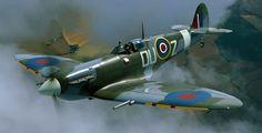 Flying Heritage Collection - Supermarine Spitfire Mk.Vc