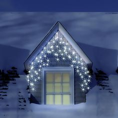 Buy 120 Warm White Snowing Outdoor Icicle LED Christmas Lights from our All Christmas range at Tesco direct. & 68 best Snowtime Christmas 2014 images on Pinterest | Christmas 2014 ...