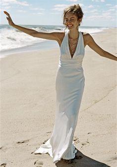 Nicole Miller Halter  http://www.theknot.com/wedding-dress/nicole-miller/c00025?ctx=0:2147483647:-1:-1src=res