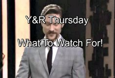 The Young and the Restless (Y&R) spoilers for Thursday, August 25, tease…