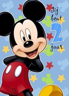 Leuke 2 Jaar Verjaardag Plaatjes Verjaardagskaarten Happy