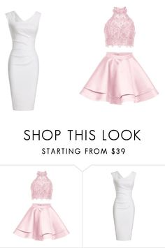 """kkkkkkkk"" by alexa78-1 on Polyvore featuring Alyce Paris"