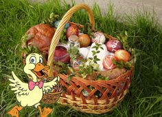 Happy Easter Gif, Cute Love Gif, Wicker Baskets, Picnic, Audi, Retro, Frases, Happy Easter, Pictures