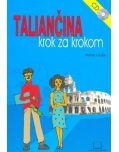 Taliančina Krok za krokom + CD (Michal Hlušík)