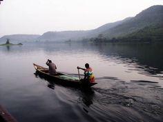 Tranquility in Akosombo, Ghana