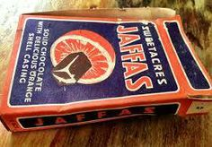 Vintage Jaffa Box