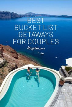 Vacation Ideas for Couples: Best Bucket List Getaways for Couples For couples who love to travel, choosing where to go next can be tough. Vacations In The Us, Romantic Vacations, Romantic Getaways, Romantic Travel, Dream Vacations, Best Vacations For Couples, Romantic Couples, Vacation Travel, Vacation Places