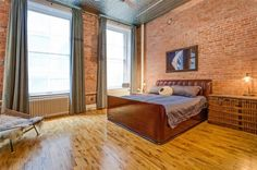 Celebrity News Adam Levine and Behati Prinsloo are Selling NYC Loft | #celebritiesathome #celebrityhousepictures #starshomes | See also: http://www.celebrityhomes.eu/