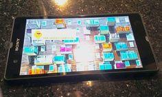 El Sony Xperia Z (Yuga) estaría disponible para su venta en enero del 2013 adelantandose a la competencia