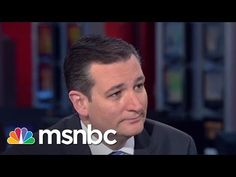 Ted Cruz's Tax Policy, Iran Letter | msnbc - YouTube Taking Liberal Fools to School.The look on the blonde is priceless!