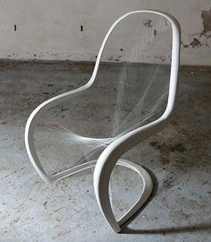 chair like spider net