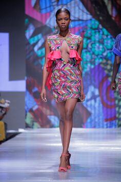 La créatrice ghanéenne Aya Morrison est reconnue pour son expertise sur le créneau du swimwear version pagnifik. Nous avons d'ailleurs eu à vous présenter à plusieurs reprises ses collections ici et ici. Aya Morrison était présente à l'édition 2014 de la Glitz Africa Fashion Week qui s'est tenue à Accra du 6 au 9 Novembre. ...