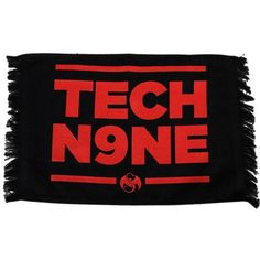 c9e725b9dd8c Tech - Black Towel Strange Music