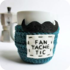 Funny Mustache Jokes Mugs