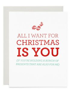 All I Want For Christmas Is You | Christmas decor and Framed burlap