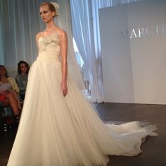 New York Bridal Runway Shows: Recap Wedding Trends, Wedding Styles, Wedding Ideas, Wedding Bells, Wedding Gowns, Marchesa Bridal, Wedding Dress Shopping, Queen, Prom Dresses