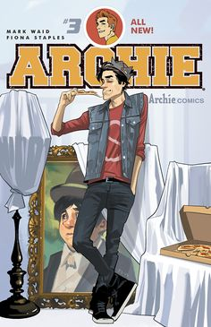Veronica Arrives In Style at Riverdale High In the All New ARCHIE #3! – Archie Comics