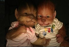 werewolf babies dolls | ... werewolf babies made exclusively for adults these dolls are perfect