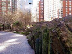 DanaGardenGuide New York _teardrop park
