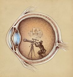 Extraordinary Observer Framed Art Print by Enkel Dika | Society6