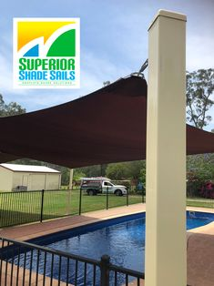 43 Best Swimming Pool Shade Sails images in 2019 | Pool shade, Shade ...