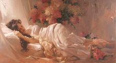 Richard S. Johnson (born is an award-winning contemporary American painter based in Chicago, Illinois. Renaissance Kunst, Renaissance Paintings, Bel Art, Old Paintings, Classical Art, Fine Art, Pretty Art, Aesthetic Art, Painting Art