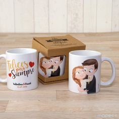As time goes by, it seems that it becomes more difficult to find good ideas for birthday gifts for husband, Is not it? 2nd Birthday Gifts, Birthday Gifts For Husband, 14th Birthday, Gifts For Wife, Wedding Cups, Wedding Favours, Wedding Gifts, Bohemian Wedding Inspiration, Mug Printing