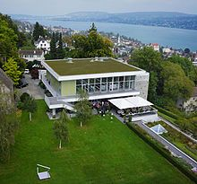 Gottlieb Duttweiler Institute - Wikipedia True Service, Marketing Innovation, Social Research, Meeting Place, Social Change, Organic Farming, Social Issues, Mansions, House Styles