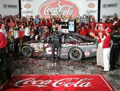 Kevin Harvick won the 2011 Coke 600 when Dale Earnhardt Jr. ran out of gas. What will happen this year?