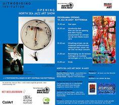 """Da Perugia a Rotterdam, sulle vie del jazz. Doppia esposizione per la bottega di pittura Chioccia Tsarkova. Le vie dell'arte, unite a quelle del jazz, porteranno contemporaneamente i due artisti fuori dai confini nazionali con """"Dynamics"""", la visionaria esposizione dal 10 al 14 luglio al """"North Sea Jazz Festival"""" di Rotterdam."""
