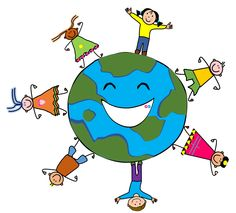 Earth clipart for kids | Clipart Club
