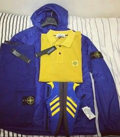 Away Days - Stone Island and Stockholms
