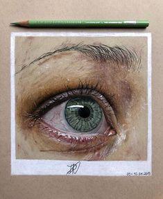 By Artist 🎨 Jessy draws forever Eyes Artwork, Anatomy Sketches, David Hockney, Hyperrealism, Encaustic Painting, Chalk Pastels, Love Drawings, Linocut Prints, Woodblock Print