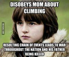 Bad Luck Bran
