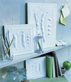 84 meilleures images du tableau platre arm cast wall. Black Bedroom Furniture Sets. Home Design Ideas