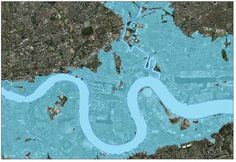 If the Thames Barrier was not closed, this is the impact it could have on London… pic.twitter.com/zWy8kJPucz