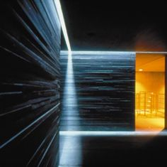 footsteps therme vals zumthor - Google Search
