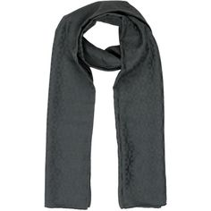 Pre-owned Herm?s Cashmere Silk H Stole (33.795 RUB) ❤ liked on Polyvore featuring accessories, scarves, green, hermes shawl, silk scarves, cashmere shawl, cashmere stole and pure silk scarves