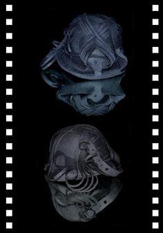 "Cappello Artigianale ""Cloche Parigi"""