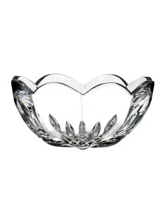 Lismore Heart Bowl, Clear - Waterford Crystal