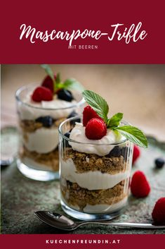 Foodblogger, Trifle, Post, Tiramisu, Creme, Pudding, Sweets, Drinks, Ethnic Recipes