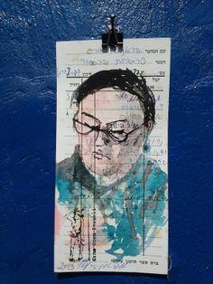 The Book People by Orna Oren Izraeli @3361 Gallery - Florentine, Tel Aviv